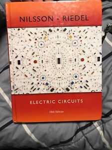 Electric circuits textbook and practice problems