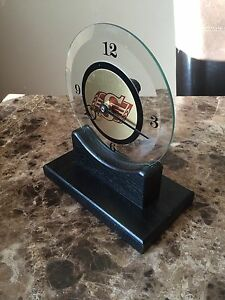 Vintage Saskatchewan Roughriders Clock