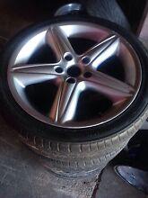 hsv Monaro wheels 18s genuine clubsport r8 suit vt vx vy vz Margate Redcliffe Area Preview