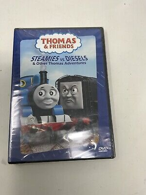 Thomas the Tank Engine - Steamies vs. Diesels Other Thomas Adventures (DVD) New