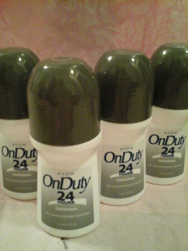 AVON On Duty Original Bonus Size Roll-On Anti-Perspirant Deodorant