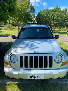 2006 Jeep Cherokee Renegade (4x4) 4 Sp Automatic 4d Wagon