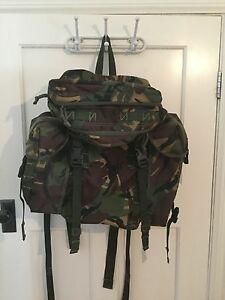 British Military DPM Camo Bergen Rucksack 45 litre Ascot Vale Moonee Valley Preview