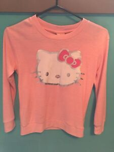 Girls Size Large (8/10) Hello Kitty Sweater
