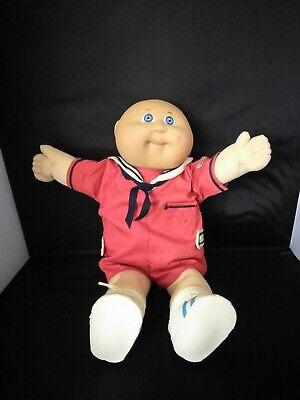 Vintage 1983 Bald Sailor Cabbage Patch Doll for sale  Fort Myers
