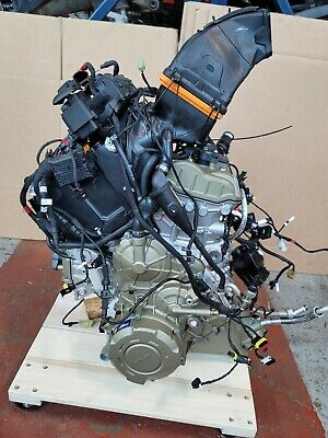 2020 18-20 DUCATI PANIGALE V4 V4S Engine Motor Wiring Harness Throttle Box 200m