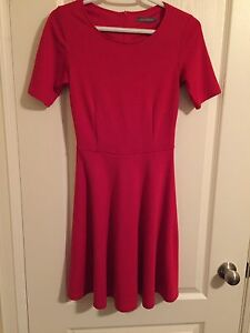 Red Dress Size Sm