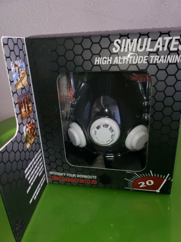 ELEVATION Training Mask 2.0 High Altitude Medium- NEW NEW!!!!!