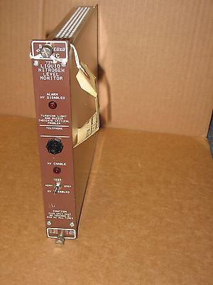 Ortec Egg 729a Liquid Nitrogen Level Monitor Nim Bin Module Plug In