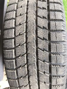 Winter Tires (205 55R16)Toyo for sale