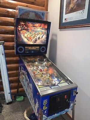 Williams WHITEWATER Pinball Machine Arcade