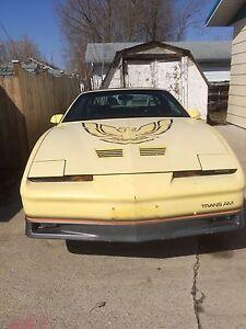 1985 Pontiac Trans-Am