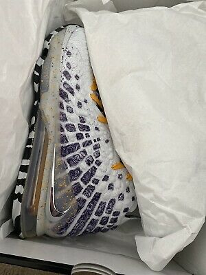 Nike Lebron 17 2k Playoffs Gamer Exclusive GE Sz 8.5 SoldOut Limited DS New 2k20
