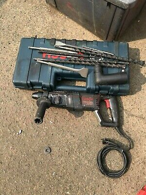 Bosch Bulldog Extreme Rotary Corded Variable Speed Sds Hammer Drill