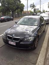 2008 BMW 320D Sapphire Black with Black Dakota Leather & Wood Brisbane City Brisbane North West Preview