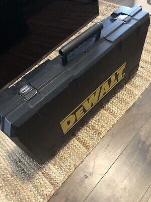 Dewalt D25901k Heavy Duty Sds Max Demolition Hammer With Shocks Extra Bits