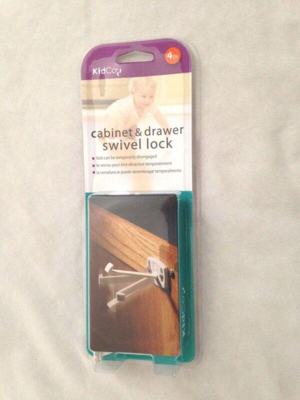 KIDCO Cabinet & Drawer Swivel Lock