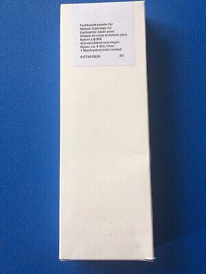 Kompatibles Schriftband - Farbbandkassette für Epson LQ 800 - Schwarz - Epson Farbband Kassette