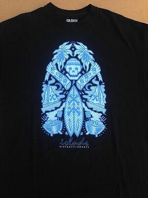 Islnds History Of Robots Shirt XL YES Cruise To The Edge Prog Rock Genesis ELP - $19.99