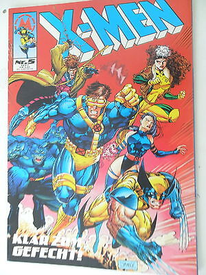 1 x Comic - X-Men - Marvel UK - Nr. 5 - Z.1/1-