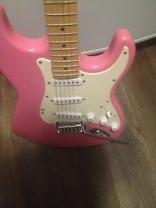 Electric guitar avalible in salmonarm