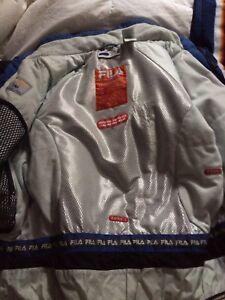 Fila men's winter jacket