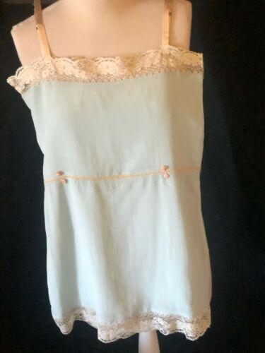 Winter Kate Vintage Lace Silk Slip Size XS
