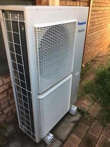 Panasonic 14kW 3 Phase Ducted Reverse Cycle - less than 5 yrs old