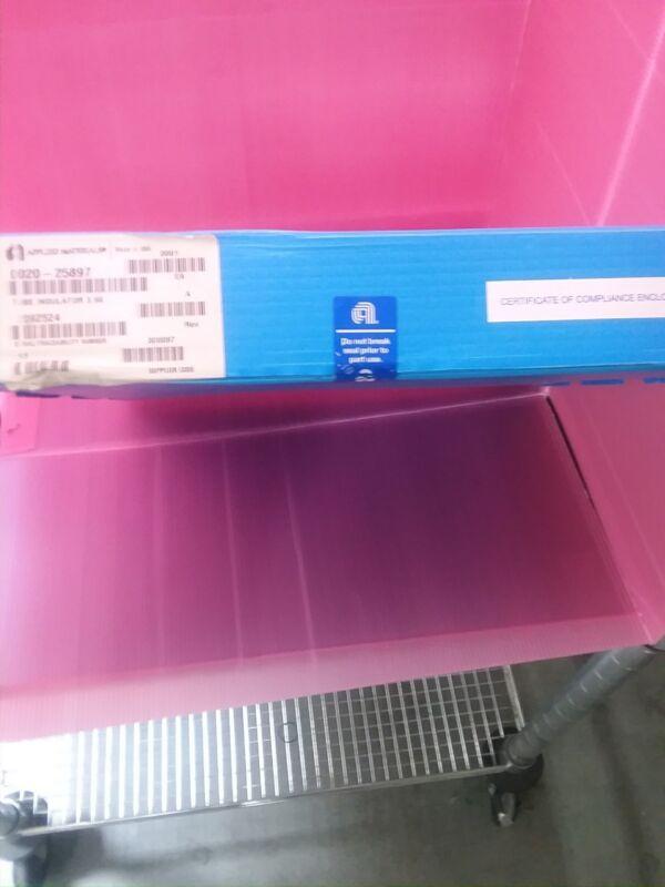 "Applied Materials (amat) 0020-25897 Tube Insulator, 3.60"""
