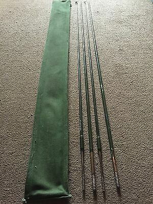 2 X CLANSMAN LAND ROVER RADIO FFR ARMY ANTENNA  2 METRE SECTIONS inc bag