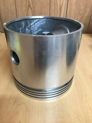 Quincy Compressor Division 8640x Piston
