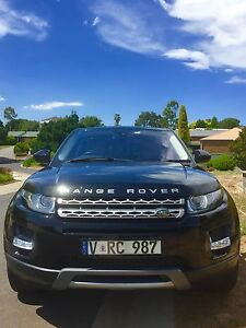 2014 Range Rover Evoque Irymple Mildura City Preview