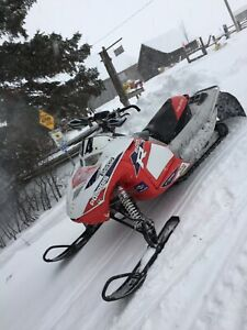 Iqr600 trade for dirtbike