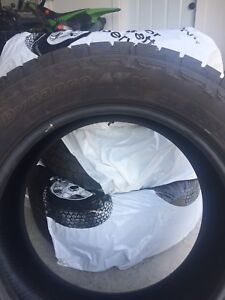 Hankook Dynapro AT-m All Terrain Tires 275/55R20