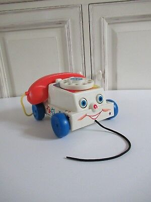 👿 Jouet Téléphone Fisher Price Toys Année 2005 Mattel