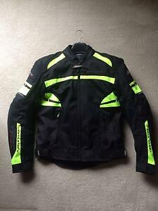 MOTORCYCLE JACKET RST Pro Series 4 Textile (Size L) for sale!!! Katoomba Blue Mountains Preview