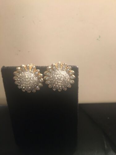 Nettie Rosenstein Earrings Vintage - $11.50