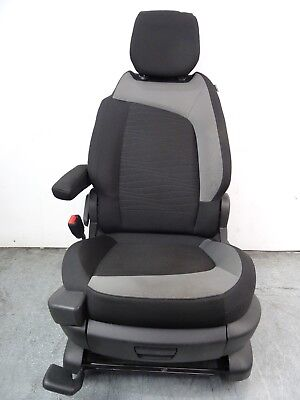 Citroen C4 Grand Picasso 2013 - 2018 LH NSF Passengers Side Front Complete Seat