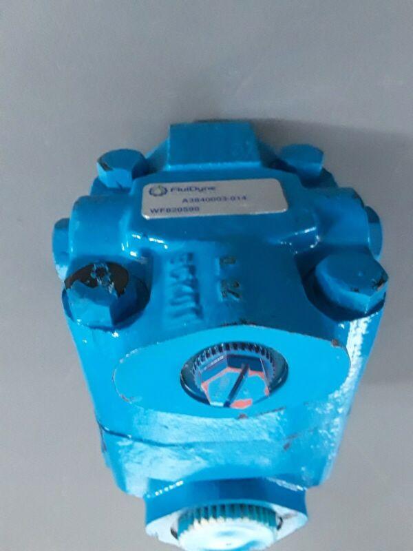 Fluidyne WF820598 Hydraulic Vane Pump A3840003-014