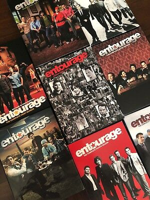 ENTOURAGE complete series dvd SEASONS 1-7