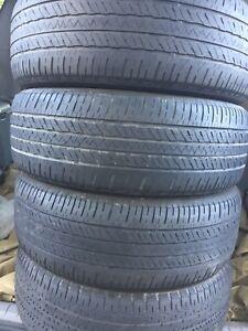 4-205/60R16 Bridgestone all season
