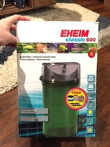 Eheim Classic 600 canister filter