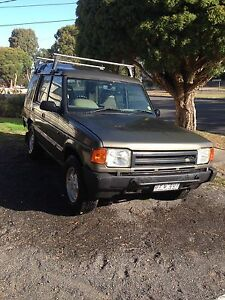 1997 LAND ROVER Discovery  V8 Glen Waverley Monash Area Preview