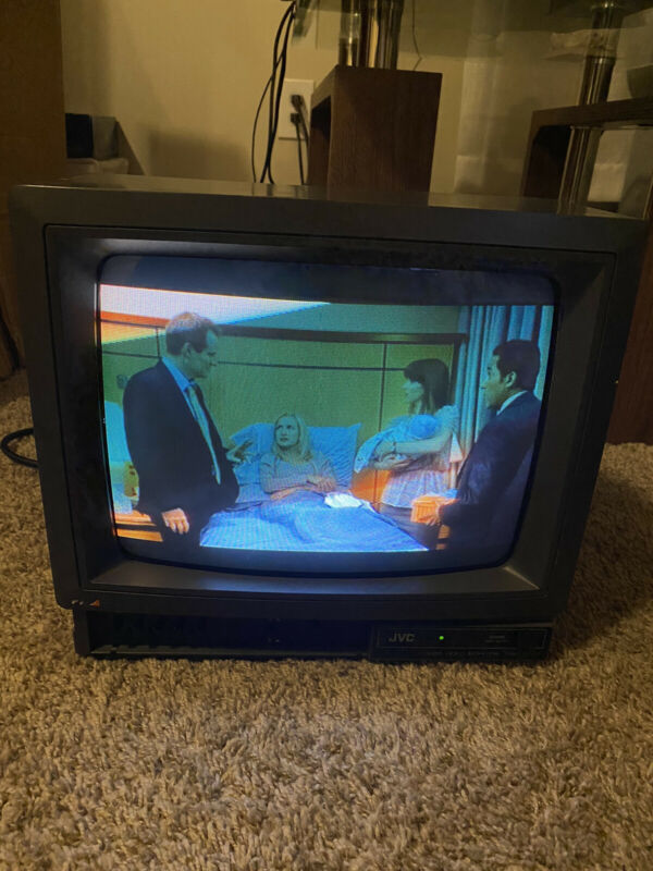 JVC TM-13OSU Color Video Monitor