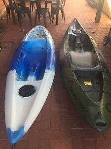 2 SEAK swift kayaks High Wycombe Kalamunda Area Preview