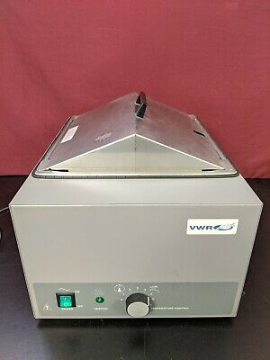 Vwr Model 1212 Heated Water Bath With Lid Pn 9020982 Tested Guaranteed