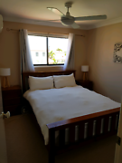 4 piece solid timber queen bedroom set Wynnum West Brisbane South East Preview