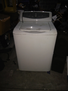 haier automatic washing machine model hwmp95tl 9.5kg Yagoona Bankstown Area Preview