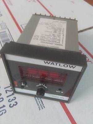 Watlow 859a-c606-000 Temperature Controller Series 859 New 60 Days Warranty