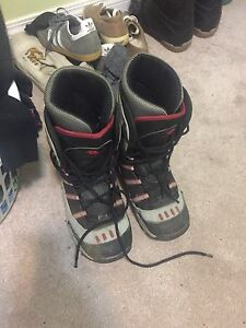 Snowboarding boots $30 obo